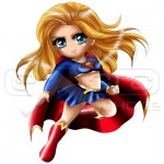 Super Girl Chibi