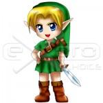 Link Chibi