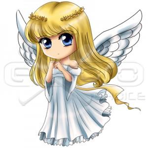 Angel-Standing