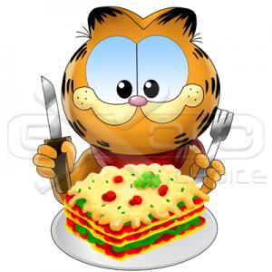 Garfield-Eating-thumb