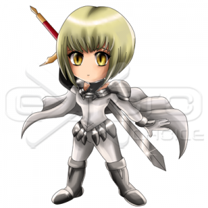 Claymore-Clare-thumb