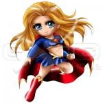 Super Girl Chibi