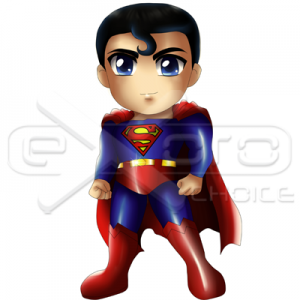 Superman Chibi