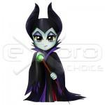 Maleficent-Chibi
