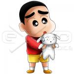 ShinChan-WithShiro-thumb
